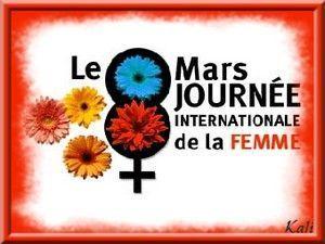 8 Mars : Journée Internationale de la FEMME \o/ 762xk5e8