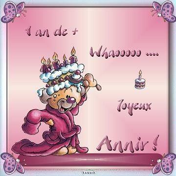 Bon Anni Annalou !!!! 7e9dafbb