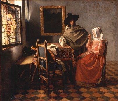 Johannes Vermeer Ggb9g
