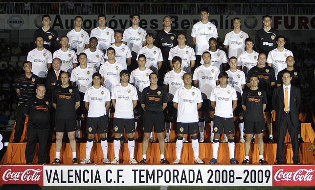 Hilo del Valencia C.F Vcf0809