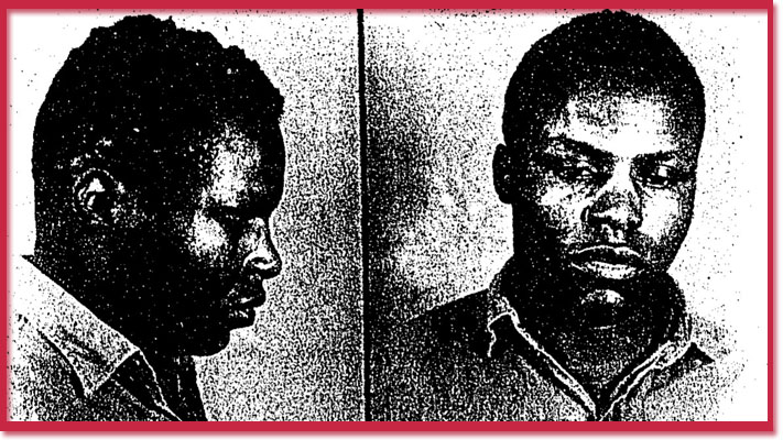 ONTARIO DOE: WM, 20-50 - Skeletal remains found in Markham, Ontario - July 16, 1980 - Possibly Transgender Robert-Mortimore-James-Henry-Greenidge-mugshot-banner