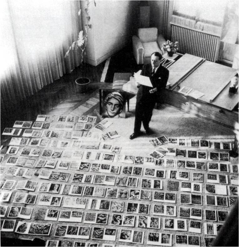 Le Musée Imaginaire - André Malraux Malraux