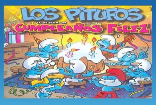 Música para el recuerdo - Página 36 Los-Pitufos-Feliz-Cumplea%C3%B1os-e1375015309846