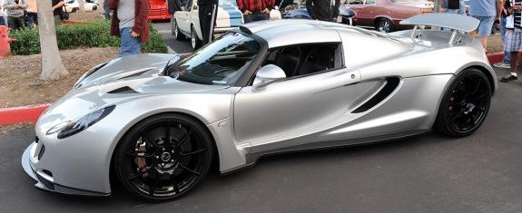 Supersportski automobili Hennessey-Venom-GT