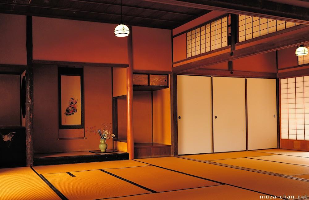 Karakako-va kuca Kubota-residence-gate-hagi-big