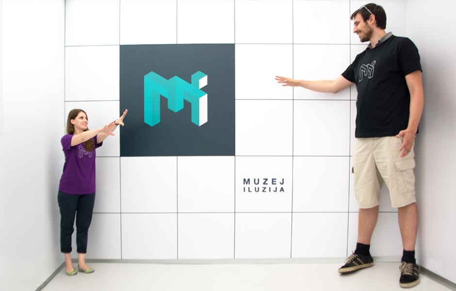 Zagreb dobio Muzej iluzija Mi-sobe-ames
