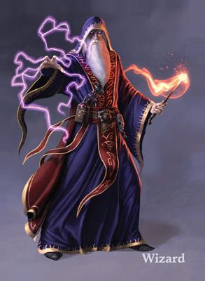 Mage Wars - Primeiras impressões Wizard_outline