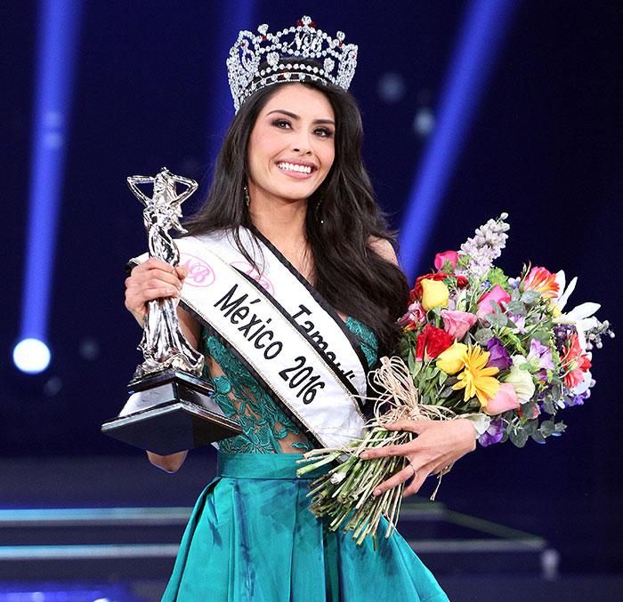 Miss Universe 2016 contestants Cristal--a