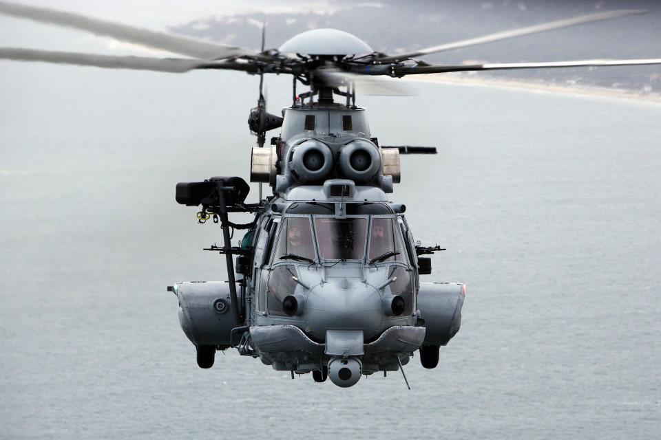 المغرب سوف يستقبل 10 مروحيات من نوع EC 725 Ec-725