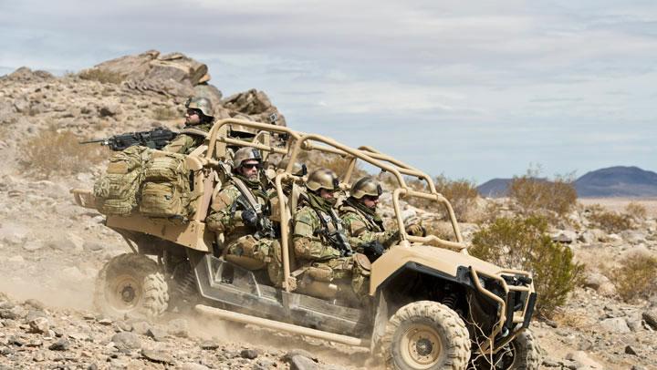شركة Polaris Defence توفر سرعه الحركيه لزبائنها في الشرق الاوسط وشمال افريقيا  Mrrz4-8