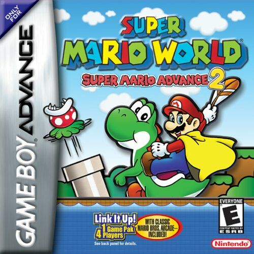Super Mario World Marioadvance2