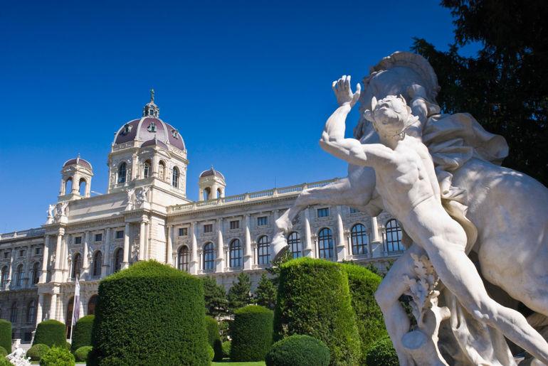Najlepše Evropske destinacije 1.-Museum-of-Art-History-Vienna