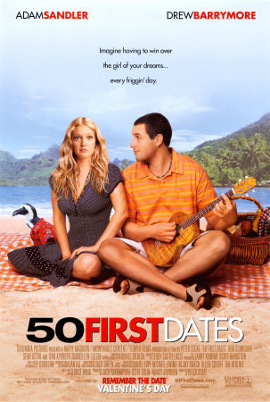 50 First Dates (2004) 50203550-first-dates-posters