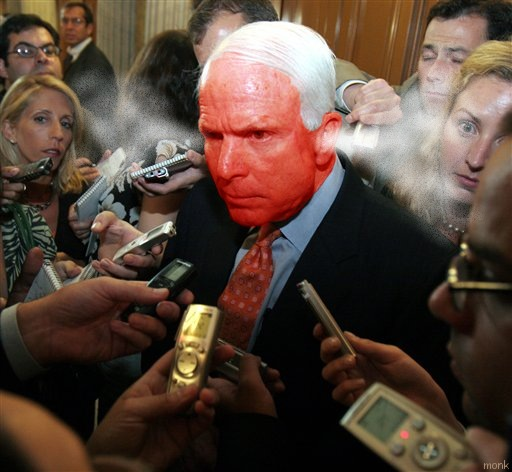 McCain attacks Putin in a letter to Russians... Mccain_angry