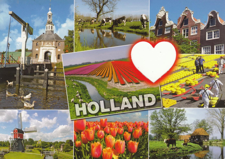 Pošalji mi razglednicu, neću SMS, po azbuci - Page 3 Holland