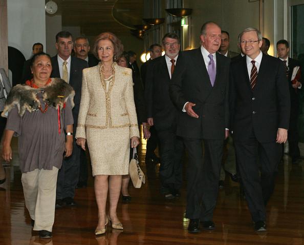 Juan Carlos y Sofía Kingqueenspainvisitaustraliaday1trlfffvcg9ul