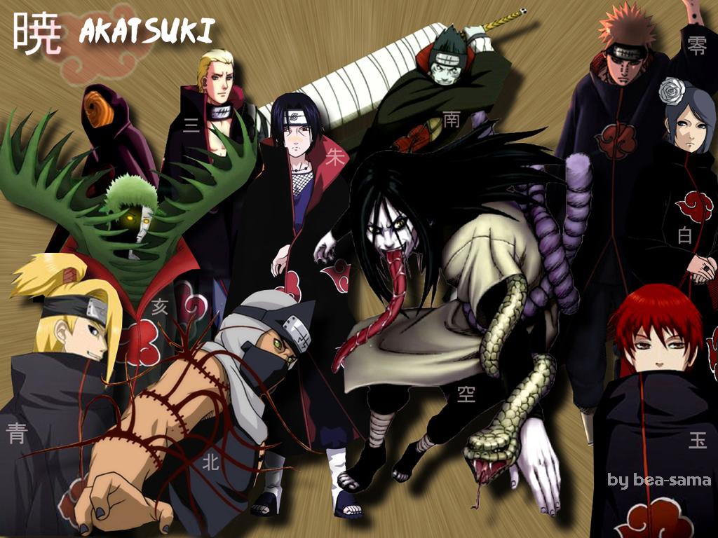 Galeria de Naruto Akatsuki1024