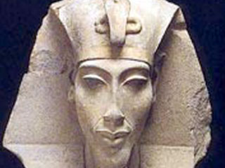 New Discovery! Egyptian Pharaoh DNA Not Of This World? 2019-2020 Pharaoh-Akhenaten