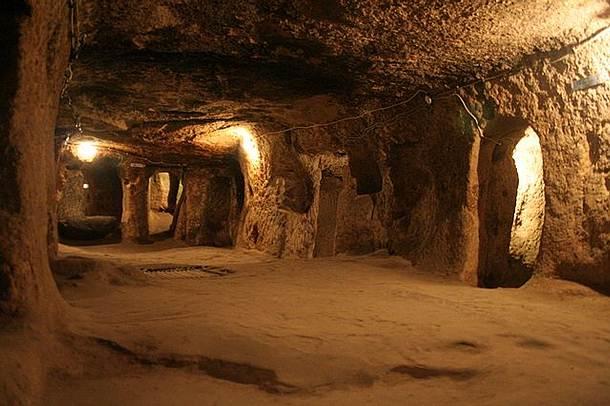 Astro [GS2] Underground-cappadocia