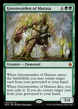 Battle for Zendikar - Page 3 Greenwardenofmurasa