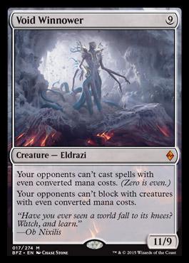 Battle for Zendikar - Page 3 Voidwinnower