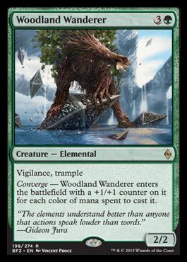 Battle for Zendikar - Page 3 Woodlandwanderer