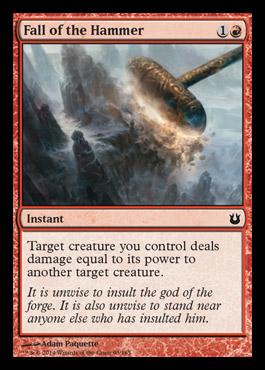 Spoilers Born of the Gods - Página 2 Fallofthehammer