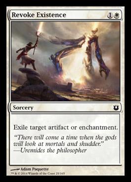 Spoilers Born of the Gods - Página 2 Revokeexistence