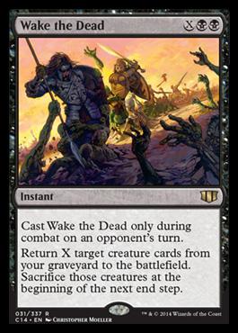 Commander 2014 Wakethedead