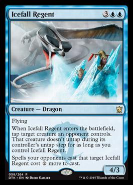 Dragons of Tarkir - Page 3 Icefallregent