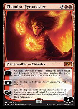 Spoilers Magic 2015 Chandrapyromaster