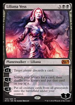 Spoilers Magic 2015 Lilianavess