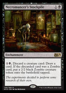 Spoilers Magic 2015 Necromancersstockpile