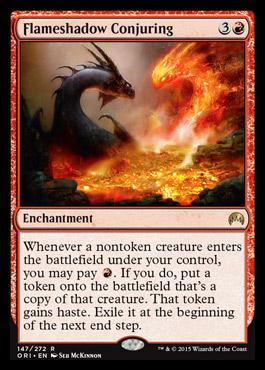 (M16) Magic Origins [ORI] Flameshadowconjuring
