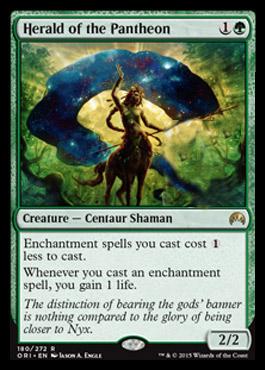 (M16) Magic Origins [ORI] - Page 2 Heraldofthepantheon