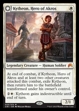 (M16) Magic Origins [ORI] Kytheonheroofakros