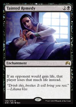 (M16) Magic Origins [ORI] Taintedremedy