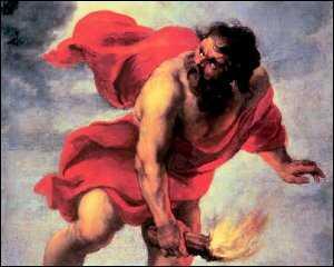 Le mythe de la chute de Lucifer et de Prométhée Cossiers_promethee