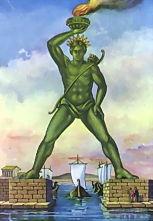 Le Soleil, mythes et légendes Colosse_rhodes