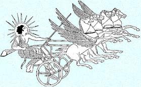 Le Soleil, mythes et légendes Helios3