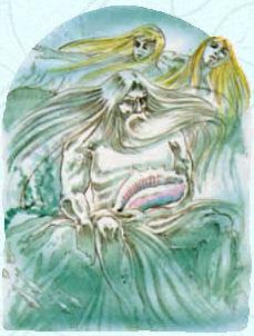 MYTHOLOGIE NORDIQUE Aegir2