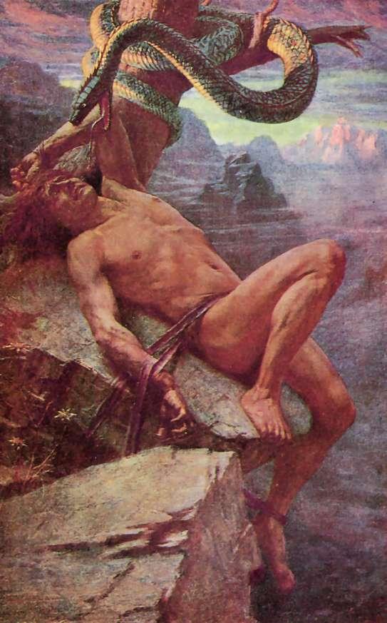 MYTHOLOGIE NORDIQUE Loki2