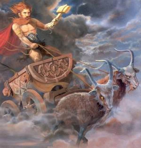 MYTHOLOGIE NORDIQUE Thor2