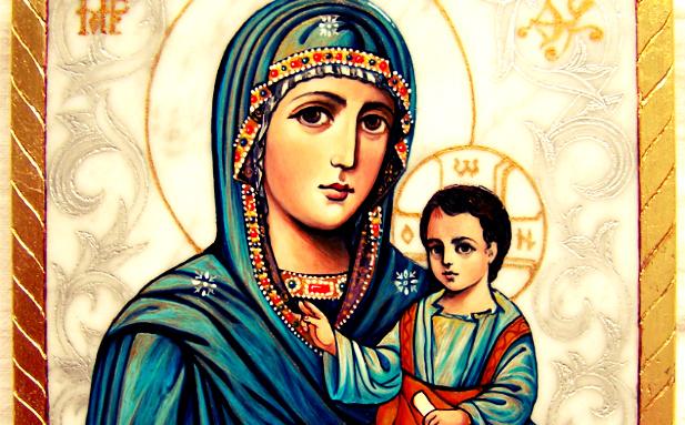 COV ZAJ NYEEM NIAJ HNUB HAUV NRUAB LIS PIAM  2014-15 - Page 2 Mother-of-god
