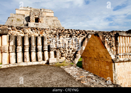 Lost Ancient High Technology In Mexico? The Case For Uxmal Of The Maya Governors-palace-in-the-mayan-ruins-of-uxmal-unesco-world-heritage-cfeyng