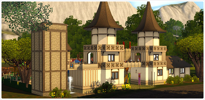 Last Venue of Amore, Ghastly Manor, Grandpa's Grove, Country Livin', Renaissance Venue, The Now & Then Century Manors. Thumbnail_688x336