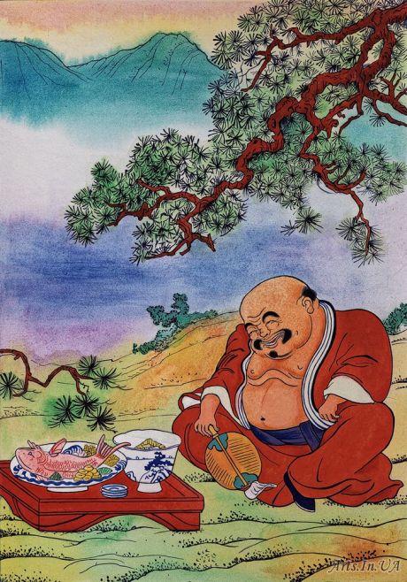 Японские сказки 51944