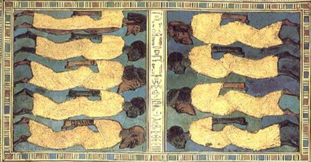 REINE EGYPTIENNE  EVD 54 mm Toutanka_repose_pied1a