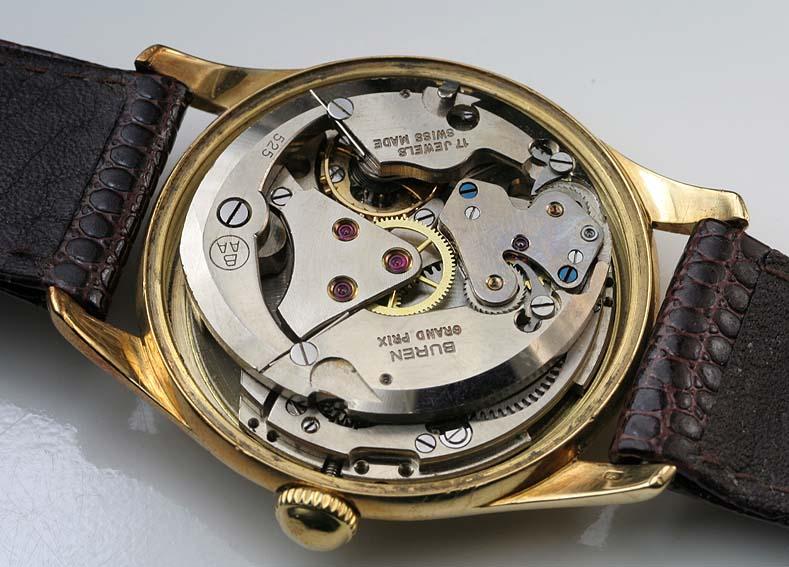 Zenith Captain chronometre or 18K750 Grankikai