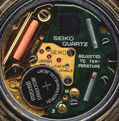 Seiko Twin Quartz de 1979 Twin